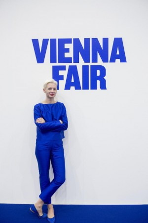 Interview with @SPfandt about the 10th edition of #Viennafair! @WienKultur