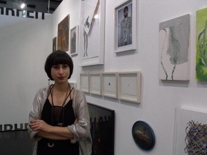 Bulgarian contemporary art @ #VIENNAFAIR, an interview with Vesselina Sarieva