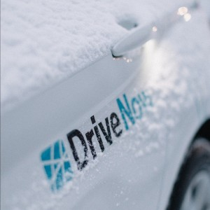#DriveNow - one of the best things that happened to Vienna, especially when it's snowy outside #vienna...