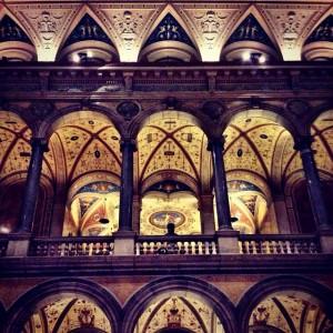 MAK Vienna with @artsuiteone