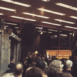 #latergram hotel morphilia orchester in concert at 21er haus on saturday. Peter Weibel vocals. #21erhaus #weibel #concert...