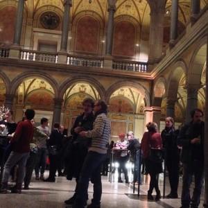 Вечеринка в музее? Почему бы и нет. #MAK #Vienna #Wien #Austria #Österreich