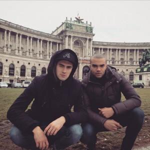 #упалинаптицу# нашивгороде Vienna, Austria