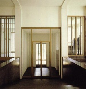 Ludwig Wittgenstein / haus, Vienna