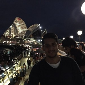 Visions of #Vienna projected on the sails of #sydney #operahouse #chillingatoperahouse #harbourbridge #sydneynights Sydney Opera House