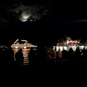 渡船,滿月,音樂會 現場直播3D維也納音樂會