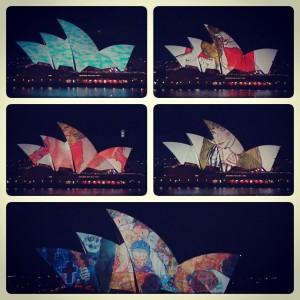 #Klimt & #Schiele rocks #Sydney - this is just #amazing and a huge honor ! #LeopoldMuseum #vienna...
