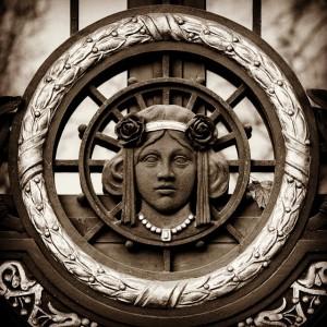 #Wien #Vienna #Door #Tür #Getreidemarkt #Jugendstil #artdeco #welovevienna