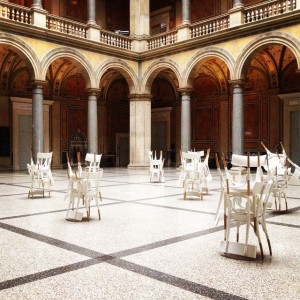 #MAKdNITE mo(nu)ments of beauty for early birds @mak_vienna MAK - Austrian Museum of Applied Arts / Contemporary...