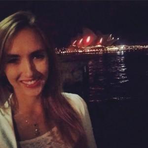 Vision of Vienna! Sydney Opera House! #sydney #operahouse #aus #visionofvienna #loveit #sydneymeuamor #happy Sydney Opera House