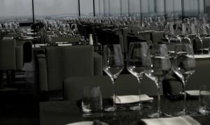 A SEA OF DRINKING GLASSES(vienna le loft)