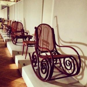 #viennaohyeah #chair #design #exhibition MAK - Austrian Museum of Applied Arts / Contemporary Art