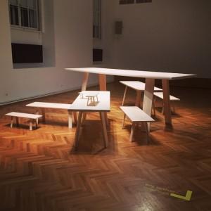 A room for Giants or for dwarves? #MAK #MAKdesignLabor MAK - Austrian Museum of Applied Arts /...