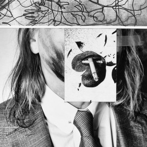 Shoot #fashionStory with Artist Franz Graf #brioni #l'Officiel homme de Styling: Max Märzinger, Make-up:#patrickglatthaar Grafik/Artworks by Fanz...