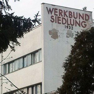 MAKonTour in der Werkbundsiedlung #MAKonTour #JosefHoffmann #AdolfLoos #Moderne #Werkbundsiedlung #MAK