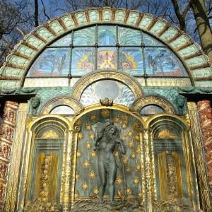 #ernstfuchs #villawagner #hütteldorf #nymphaeum #welovevienna #art #architecture #igersvienna ERNST FUCHS Museum