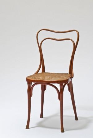 Adolf Loos: chair for Café Museum, Vienna, 1899. Photo © MAK/Georg Mayer.