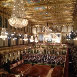 NOW: final rehearsal for our Easter concerts #SpringInVienna @musikverein with MD #PJordan // Lieder by #Schubert with...