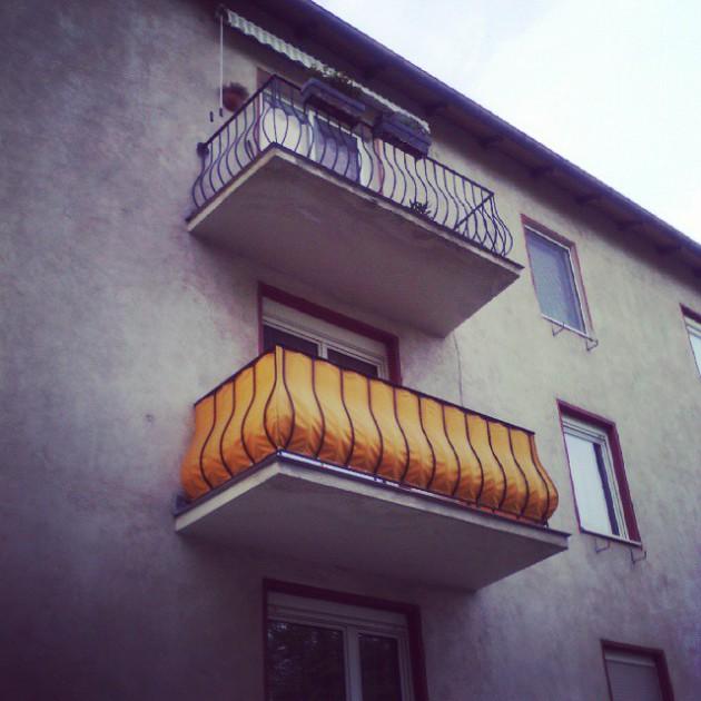 Balkon #Vintage #Wolkersdorf #Weinviertel #igersniederösterreich