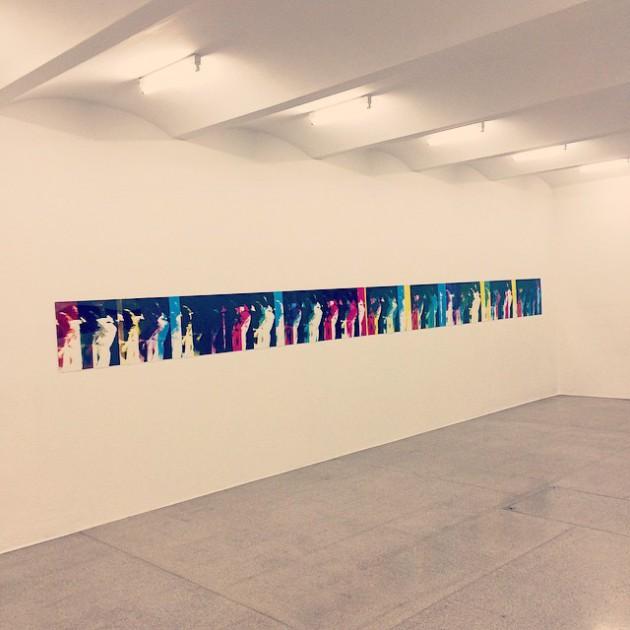Kristin Oppenheim, After Hours, 2015 #art #Wien #Vienna Wiener Secession, Association of Visual Artists