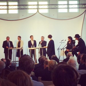 Celebrating 70 years of European Forum Alpbach #FANofFAN #vienna15 #70yrsEFA MAK - Austrian Museum of Applied Arts...