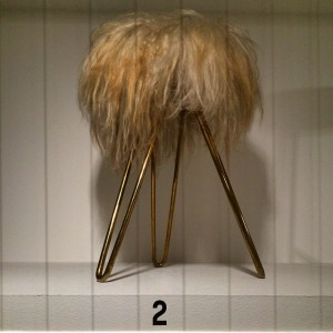 Be seated. Furrily. #MAK #makdesignlabor #eoos MAK - Austrian Museum of Applied Arts / Contemporary Art