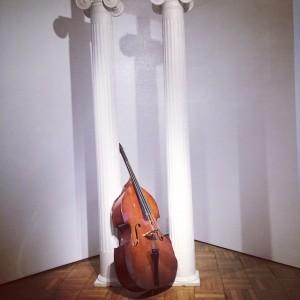 Arman, St. Sebastian, 2001 #ViennaGalleryWeekend #art #Wien #Vienna Galerie Ernst Hilger