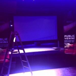 #u4_vienna #publicviewing #tonight #vienna