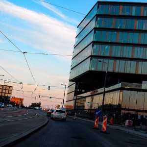 Heading #OSTSTATION Quartier Belvedere