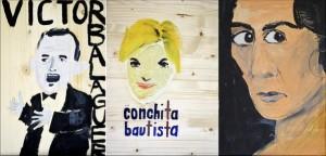 Fans #Eurovision #España deben peregrinar @Leopold_Museum #Viena para ver muestra #Rubinowitz retratos #ceropuntistas
