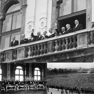 60 Jahre #Staatsvertrag: Wir gratulieren allen Österreicher/innen!