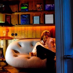 #Leseraum #HelgeTimmerberg Galerie Im Ersten, Sonnenfelsgasse 3