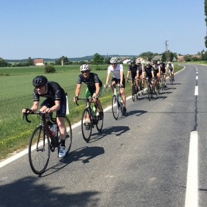 Perfect day in the saddle with #vicc #roadslikethese #cycling #sun #fun #joyride #weinviertel