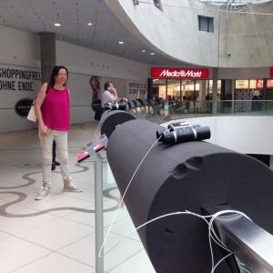 Fake Shopper #ViennaBiennale #2051 WIEN MITTE The Mall