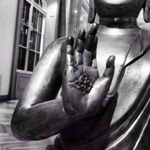 Buddah Sakyamuni #ASIEN #MAKWien #DharmaWheel MAK - Austrian Museum of Applied Arts / Contemporary Art