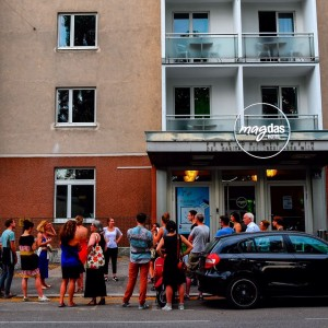 #GuidedTour #MagdasHotel #Vienna Magdas