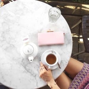 Afternoon tea ☕️ // w @theviennesegirl Café Griensteidl