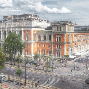 Good afternoon Vienna! How fitting that the Ludwig filter suited this photo the best :) Inner City,...