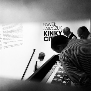 Exhibtion opening of Paweł Jaszczuk / Kinky City at Leica Galerie Wien. 04.06.-12.09.2015 here in Vienna #leicagaleriewien...