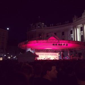 #Wanda, our new #Falco #igersvienna #Vienna