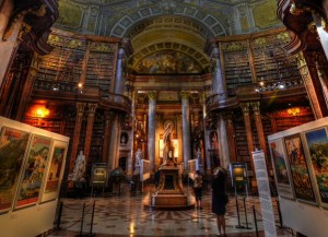 11 wonders in Vienna, including this beautiful library (SPONSORED) #fly2austria