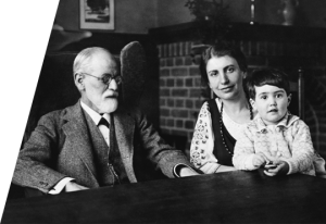 On 4 June 1938 the Freud family left Austria to escape the Nazi regime;