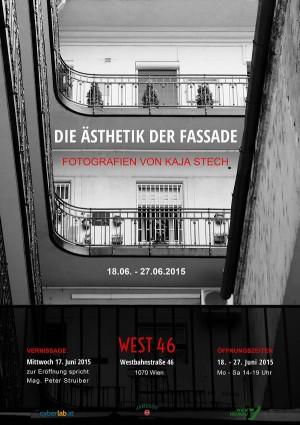 Vernissage von Kaja Stech morgen 17.6. um 19:00h im #WEST46 #PhotoDistrictVienna #PDVienna