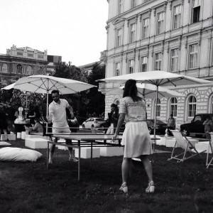 Urban #pingpong #moët