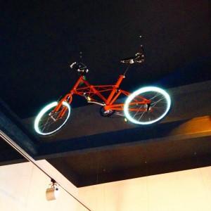 No ar ! Radlager Palazzo