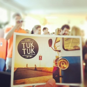 Austrian Stammtisch @sektor5 #startup#austrianstartups#stammtisch #tuktuk #Welovetuktuk #withlove #drivenow