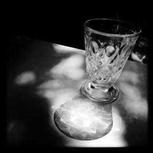 #glass #reflection Cafe Ansari