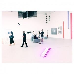 we need more art in our life @_sarahdagostino_ #mak #contemporary #art #graphicdesign MAK - Austrian Museum of...
