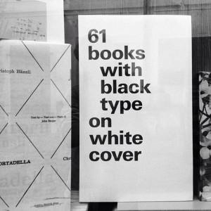 Black type on white cover Lia Wolf - photo, design, fashion