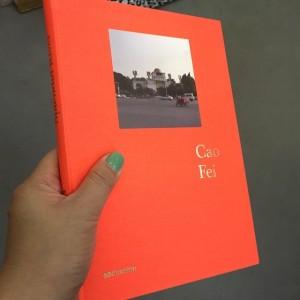 Artist book: Cao Fei: Splendid River, Secession, Vienna #secession #caofei @secessionvienna
